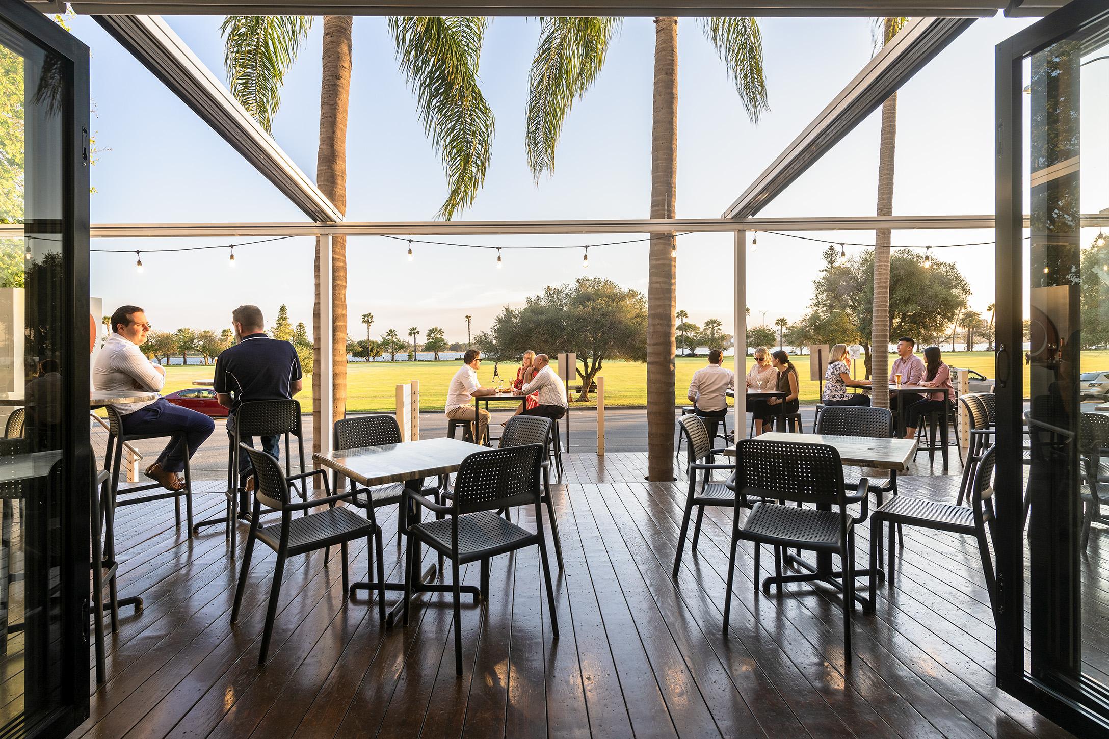 Gusti Perth Crowne Plaza Perth