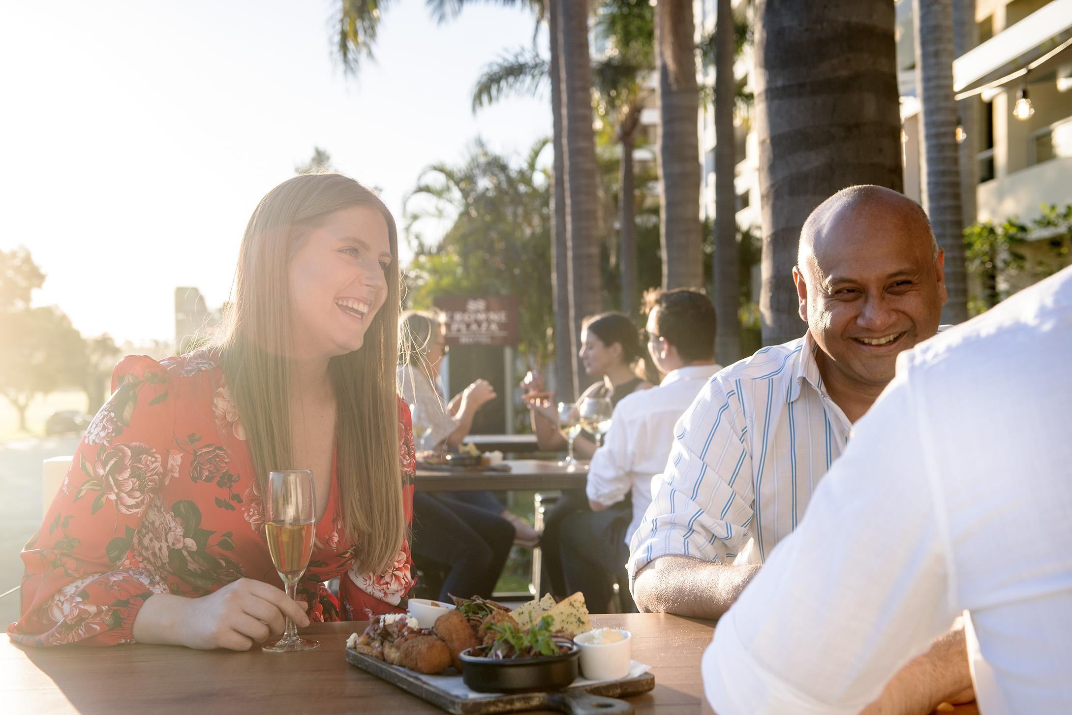 Gusti Perth East Perth Restaurant